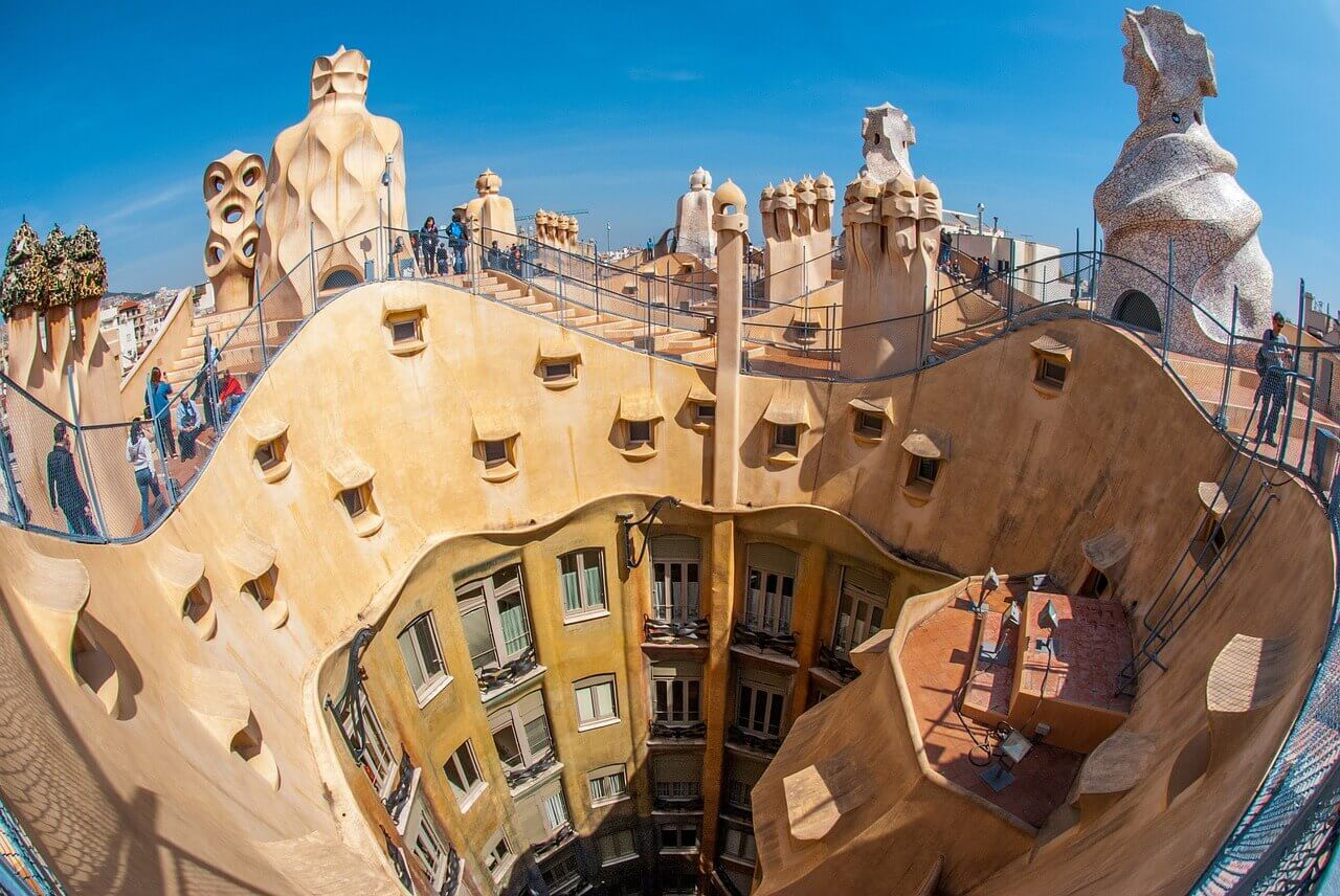 Places to See in Barcelona in 2 days