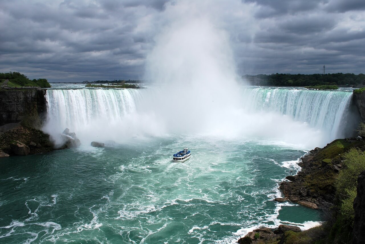 Differences between Niagara Falls and Horseshoe Falls